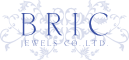 Ruby and Sapphire Precious Gemstone Manufacturer   Bric Jewels Mobile Logo
