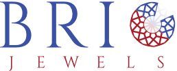 Ruby and Sapphire Precious Gemstone Manufacturer   Bric Jewels Mobile Retina Logo