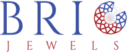 Ruby and Sapphire Precious Gemstone Manufacturer | Bric Jewels Logo